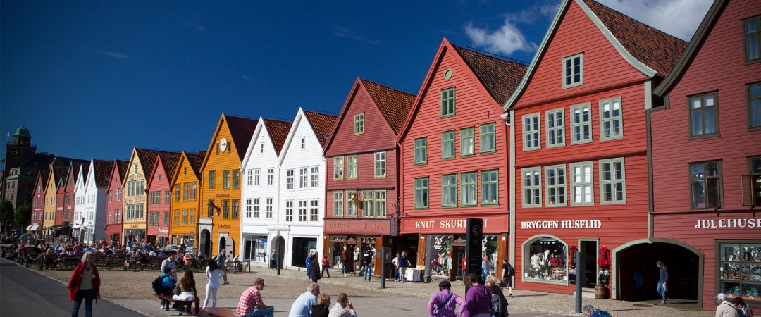 Bergen at Your Feet